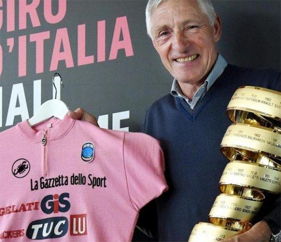 """""""Italian Gravel Trophy"""": Sabato 4 settembre la pedalata con Francesco Moser"""