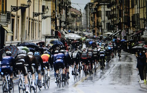 Quarta tappa giro d'italia 2021 :Piacenza-Sestola, le prime salite