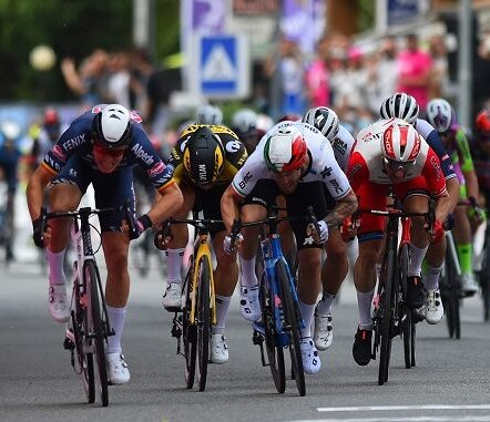 Seconda tappa Giro d'italia 2021