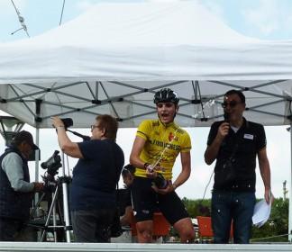 Mattia Casadei trionfa a Ca' di Lugo