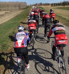 È iniziata l'annata cicloturistica targata Uisp Ferrara