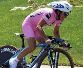 La 'Pantanina' Fabiana Luperini in corsa alla Misano Bike il 5 settembre
