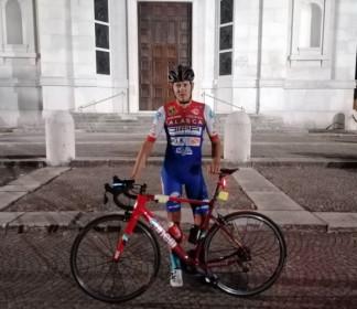 Mirco Giannelli, 500 km per beneficenza