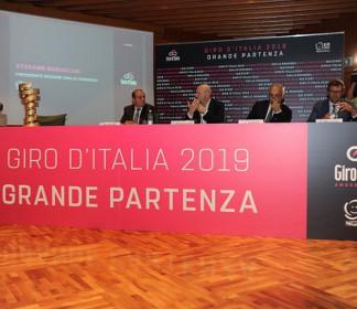 Grande partenza del giro d'italia 2019 dall'Emilia Romagna