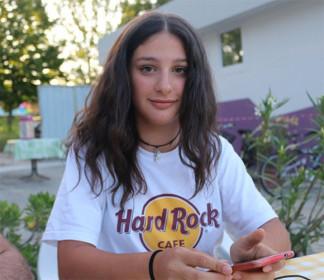 Valentina Zanzi, sicura promessa del ciclismo italiano