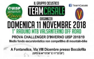 Ciclismo, domenica in programma il 1° raduno MTB Valsanterno