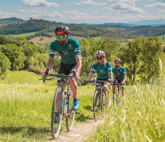 Italian Gravel Trophy presentati i tre percorsi ufficiali