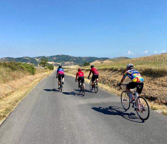 Misano Bike, gran fondo dei Campioni: Ufficiale il percordo da 99 Km fra natura e Riders' Land