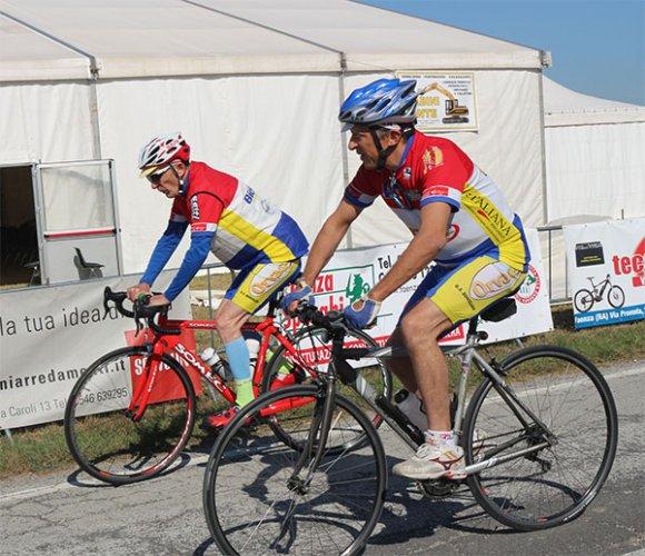 Raduno cicloturistico di Pieve Cesato