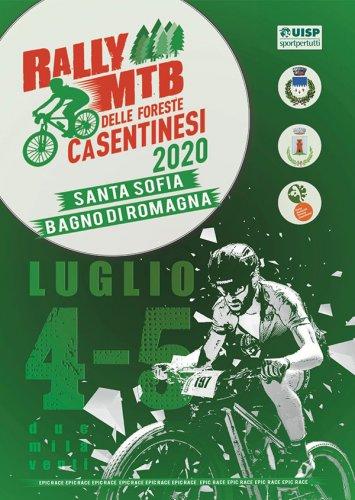 Rinviato al 2021 il rally MTB delle foreste cansentinesi