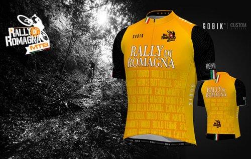 Ecco la maglia ufficiale del Rally di Romagna MTB 2020