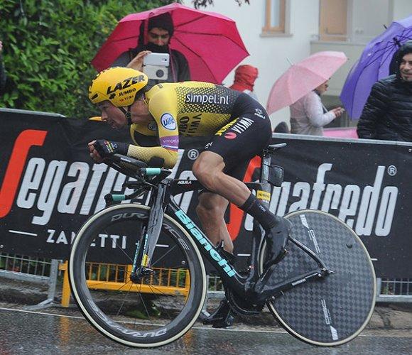 102° Giro d'italia - Tappa individuale a cronometro da Riccione a San Marino