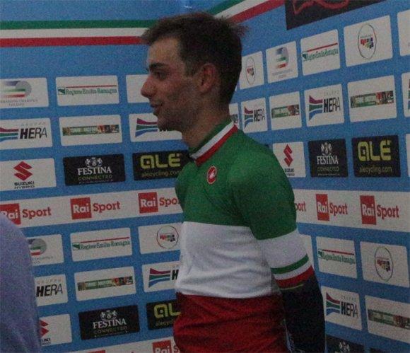 Faenza ha incoronato i nuovi campioni italiani di ciclismo