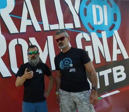 Il Rally di Romagna mtb dona 500 euro ai volontari della Protezione Civile di Riolo Terme