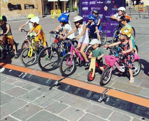 Con UIPS la bici diventa un gioco da ragazzi