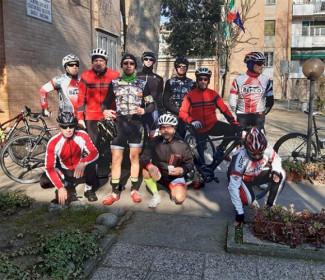 Al via l'annata cicloturistica UISP di Ferrara