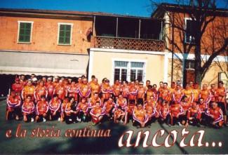 Qurant'anni di attività della società ciclistica di Granarolo