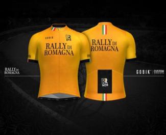 Presentate le maglie ufficiali del Rally di Romagna 2021