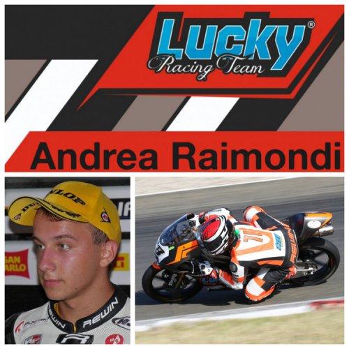 Ultimo test per Andrea Raimondi prima di round 2 al Cremona Circuit
