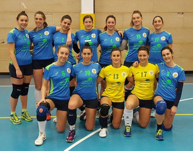 Cattolica Volley - Liverani Castellari Lugo 0-3