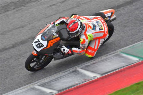 Andrea Raimondi report gara 2 domenica 6 maggio - 2do round ELF CIV al Mugello Circuit