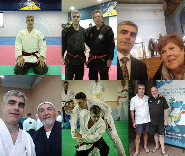 Davide Conti: un maestro nel ju jitsu e nella quotidianità