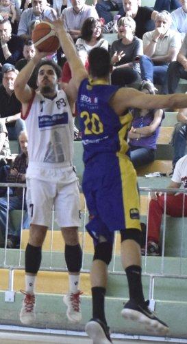 Il Bologna Basket 2016 affonda Fiorenzuola