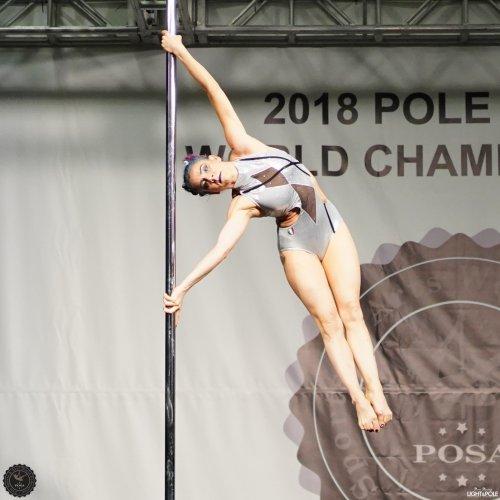 Pole Dance/ La riminese Claudia Dipilato si conferma campionessa d'Italia