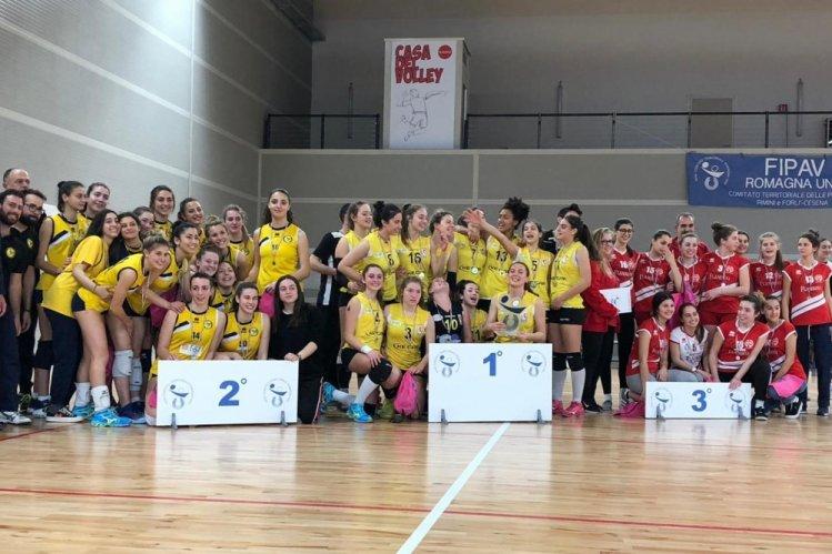 Campionati Territoriali - U18 medaglia d'argento ed accesso alle fasi regionali – U16 domenica 14 Aprile Final Four per il titolo