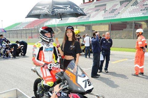 Ancora stop per Andrea Raimondi pilota del Lucky Racing Team