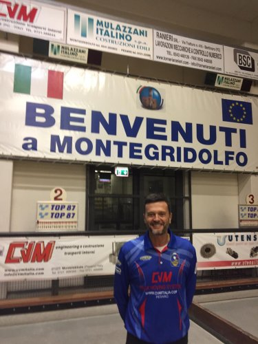 Bocce Serie A: CVM Moving System Montegridolfo-Rubierese 2-6