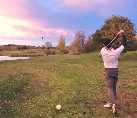 Riviera Golf S. giovanni in Marignano: Italforni Golf CUP, Primo lordo con 37 punti il sammarinese Filippo Ronconi del Golf Club Cassa di Risparmio di San Marino.