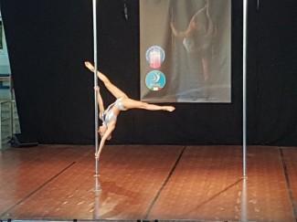 Pole Dance: riccionesi vincenti agli Italiani POSA