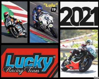 Programmi ambiziosi nel 2021 per il Lucky Racing Team