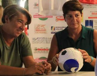 Intervista a Graziella Ricci, presidente Virtus Romagna