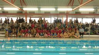 Giovani nuotatori crescono alla rassegna Garden-San Marino