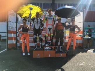 Andrea Raimondi vince il 3zo round del  Trofeo Motoestate
