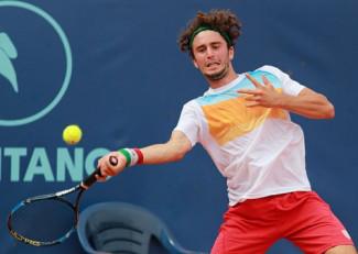 Manuel Mazza si ferma solo in finale nel torneo nazionale Open del Due Ponti Sporting Club di Roma