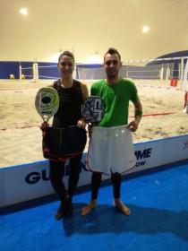 Riviera Beach Rimini:al Torneo Misto a coppie vincono Greco e Frisoni