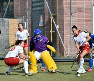 HC Riva vs Hockey Prato Città del Tricolore 4-2
