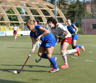 A2 Femm.le - HP Milano vs Hockey Prato Citta' del tricolore 5-3