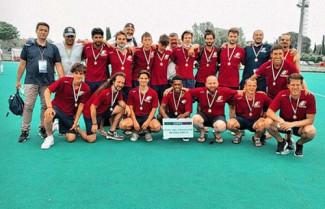 Coppa Italia hockey  maschile: storico terzo posto dell'Hockey Prato Città del Tricolore
