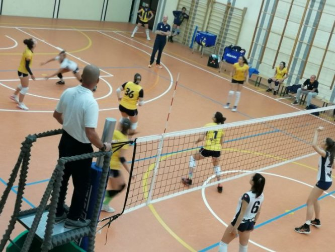 Volley Academy Manu Benelli-Rubicone In Volley 0-3