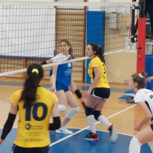 Riccione Volley-Rubicone In Volley 0-3