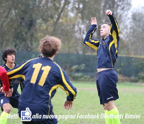 Colonnella vs San Patrignano 2-1