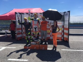 I piloti del Lucky Racing Team tutti a podio in questo weekend