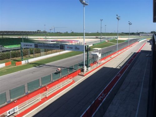 Il Lucky Racing Team è pronto per fare un salto in avanti. Marco Raimondi, presidente della squadra reggiana, svela i progetti del prossimo anno.