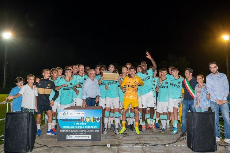 Inter porta a casa il 5° Memorial Seghedoni