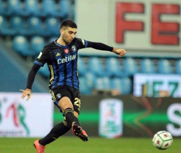 Per la difesa dell'Ancona-Matelica ecco Lorenzo Masetti.