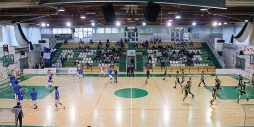 Malloni Bk Porto Sant'Elpidio - Adriatica Press Teramo 79-75